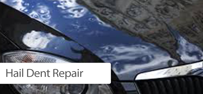 Hail PDR Dent Repair